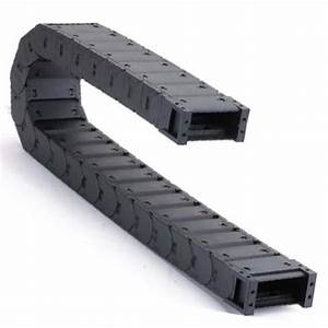 Nylon Drag Chain  Cable Management  Cable Track   Fully