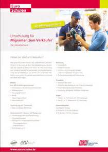 Verkäufer Jobs Köln : umschulung verk ufer in f r migranten euro schulen k ln ~ Kayakingforconservation.com Haus und Dekorationen