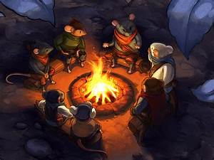 Campfire by Detail on DeviantArt