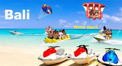 bali water sport bali marine activities bali tours