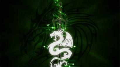 Dragon Backgrounds Wallpapers Cool Desktop Lightning Celtic