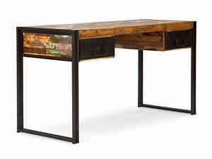 Schreibtisch Aus Holz : schreibtisch quebec schreibtische von massivum ~ Whattoseeinmadrid.com Haus und Dekorationen