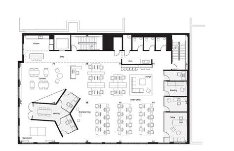 modern office building design layout modernas oficinas Modern Office Building Design Layout