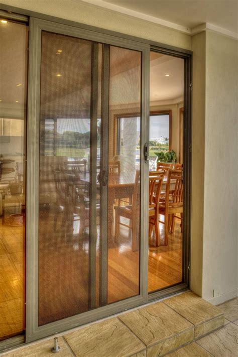 screen mesh security sliding doors  installed valesco security