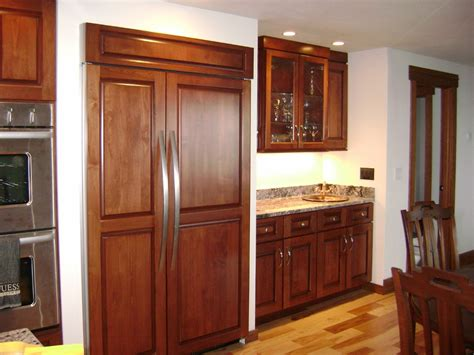 built in kitchen cabinets refrigerators parts built in fridge