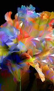 Abstract Flower HD Wallpaper | Background Image ...