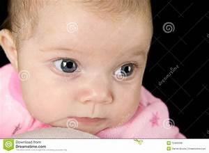 Thinking Baby Royalty Free Stock Images - Image: 13460209