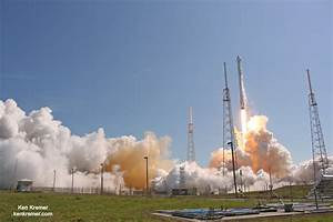 Video reveals dramatic Spacex falcon rocket barge landing ...