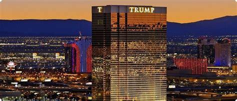 trump tower hotel international vegas las rise condos