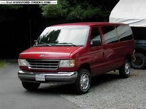 1995 Ford Econoline 4x2