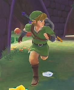 Legend of Zelda, Link from Skyward Sword