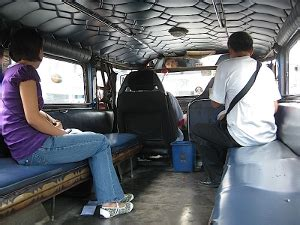 jeep philippines inside how much jeepney fare manila asiahopping com