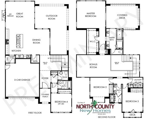 Highland Homes Floor Plans Dallas by Portofino Floor Plans New Homes In Valley