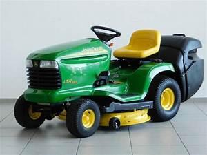John Deere Ltr180 Lawn Tractor Maintenance Guide  U0026 Parts List