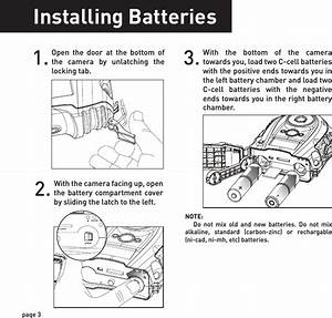 Wgi Innovations I6 Game Trail Camera User Manual