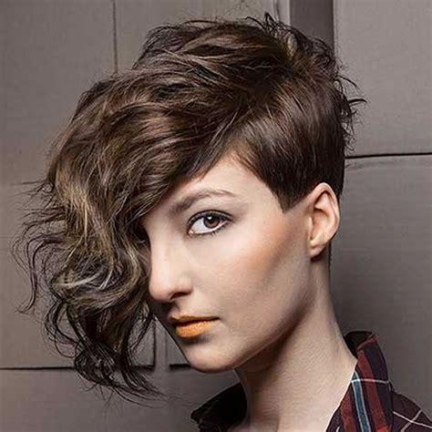 undercut hair design  girls pixie hairstyle
