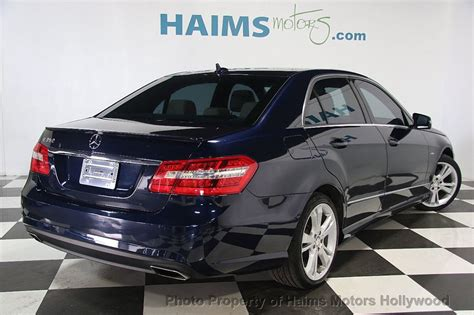 At the release time, manufacturer's suggested retail price (msrp) for the basic version of 2012 mercedes benz e class sedan is found to be ~ $53,075, while the most expensive one is ~ $73,325. 2012 Used Mercedes-Benz E-Class 4dr Sedan E 350 Sport RWD ...