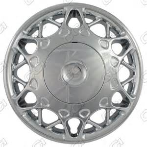 Buick Century Hole Silver Wheel Covers