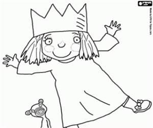 Be Be S Collection Kleine Prinzessin : kleurplaten little princess kleurplaat ~ Frokenaadalensverden.com Haus und Dekorationen