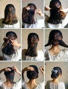 Peinados para Cabello Corto Paso a Paso 1001 Consejos