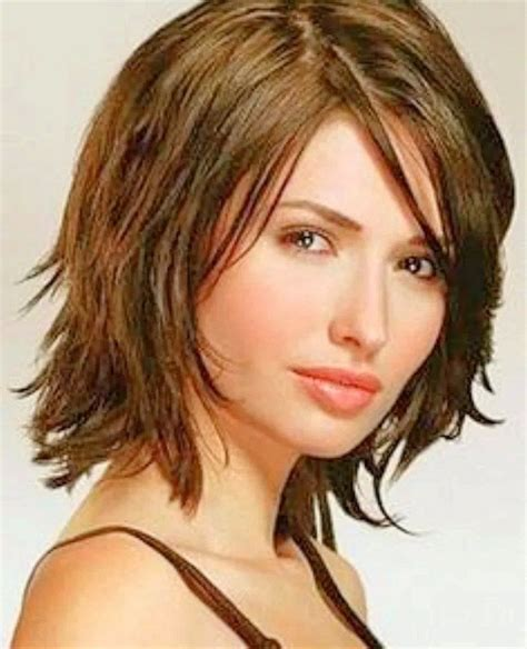 Medium Layered Hairstyles for Women Over 50 hairstyles