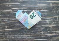 Herz Basteln Geld : herz aus geldscheinen falten mit einfacher anleitung ~ A.2002-acura-tl-radio.info Haus und Dekorationen