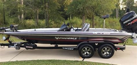 Phoenix Boats Bass by Used Phoenix Bass Boats For Sale Boats