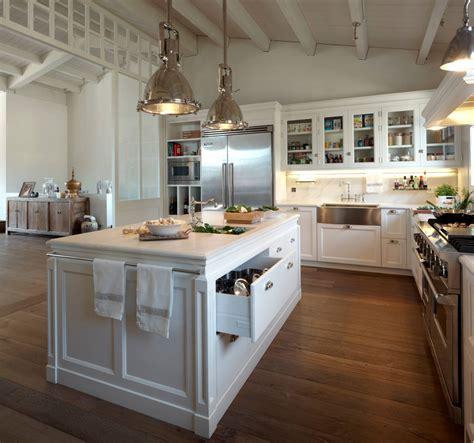 Schöne Ideen Für Eine Maritime Küchendekoration