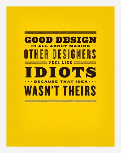 » 50+ Excellent Posters About Design