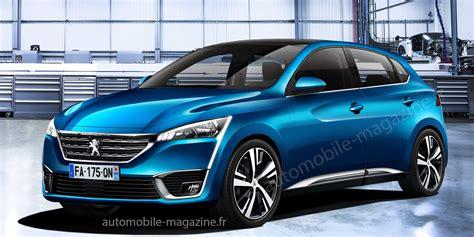 Peugeot Modelle 2019 by новое поколение Peugeot 208 представят в 2019 году Amsrus