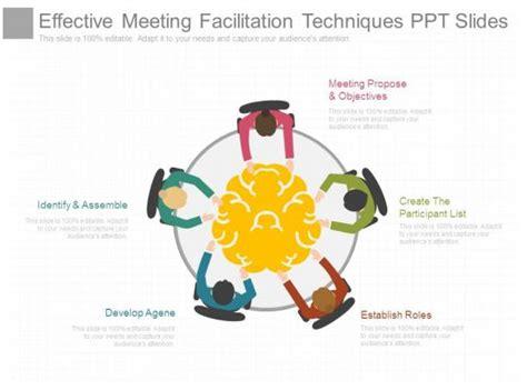 effective meeting facilitation techniques