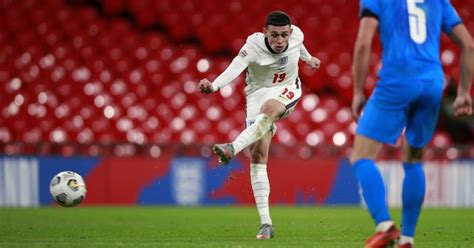 Foden hits brace on return to starting line-up as England ...