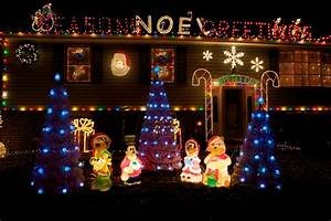 Burbank Christmas Lights Top 10 Biggest Outdoor Christmas Lights House Decorations