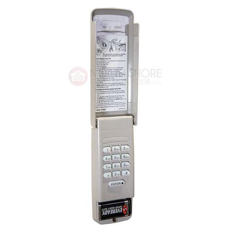 Liftmaster Garage Keypad by Liftmaster 877lm Garage Door Opener Keypad Wireless