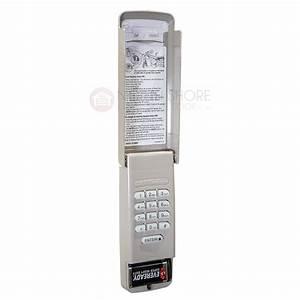 Chamberlain 940ev Wireless Keyless Entry Garage Door Opener