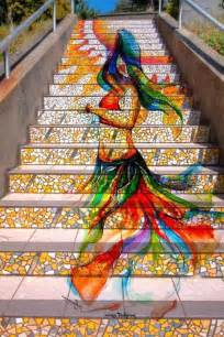 16th Avenue Tiled Steps Address by Modern Mosaic Stairs Http Lomets Com