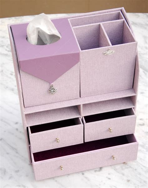 organisation bureau desk organization cartonnage my boxes