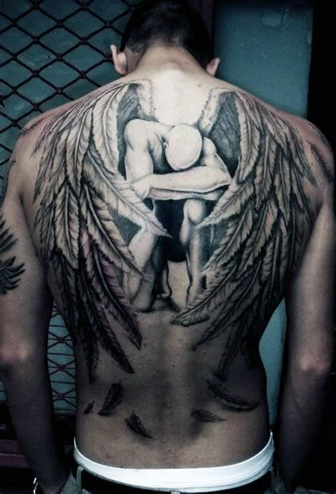 siege corbeau top 50 best back tattoos for ink designs and ideas