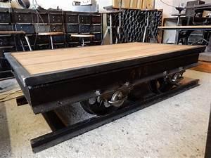Table Tres Basse : tres grande table basse ~ Teatrodelosmanantiales.com Idées de Décoration