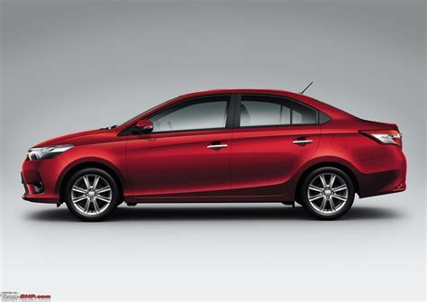 Toyota Vios Picture by Rumour Toyota Vios For India In 2015 Team Bhp