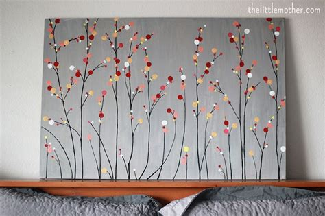 Cute Diy Canvas Art Diy Pinterest