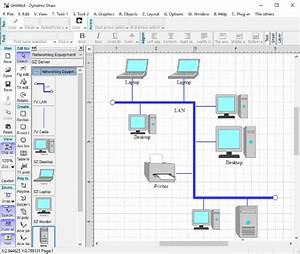 2 Open Source Network Diagram Software For Windows
