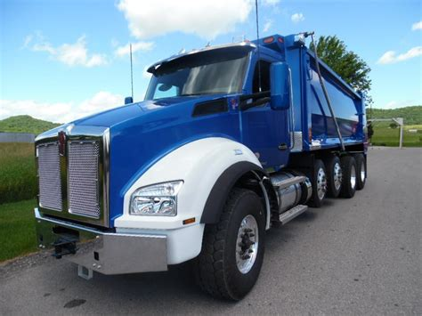 kenworth truck kenworth dump trucks for sale