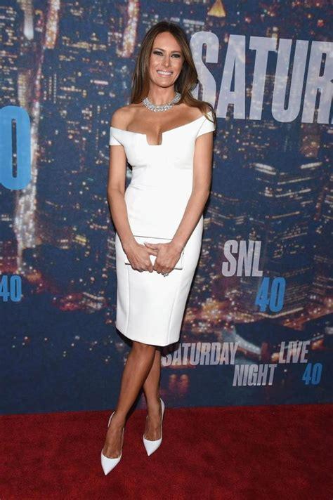Trump S Wife Melania Knauss Trump A First Lady Of Fashion Ny Daily News