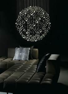 Glas Kugel Kronleuchter Dekoration Wunderschnes Ambiente