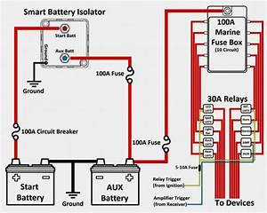 Perko Dual Battery Switch Diagram