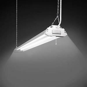 Lights Of America 4 U0026 39  Led Shoplight