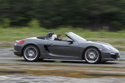 2015 Porsche Boxster Reviews And Rating