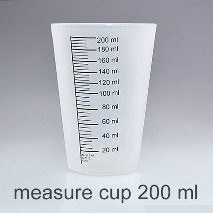 ml in a cup small measures bott producent miarek