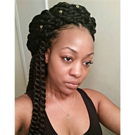 Twist Extensions Hairstyles by Crocheted Twist Www Inyaco